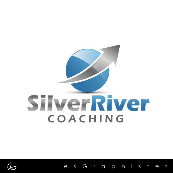 Logo Design by Les-Graphistes - Entry No. 23 in the Logo Design Contest Logo Design Needed for Exciting New Company Silver River Coaching.