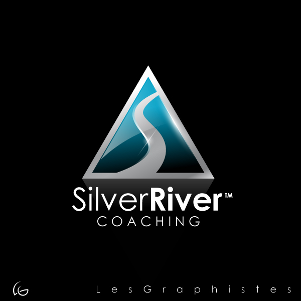 Logo Design by Les-Graphistes - Entry No. 25 in the Logo Design Contest Logo Design Needed for Exciting New Company Silver River Coaching.