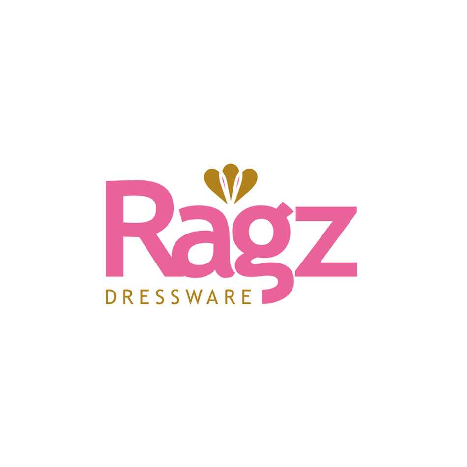 Logo Design by rudi - Entry No. 395 in the Logo Design Contest Ragz Dressware.