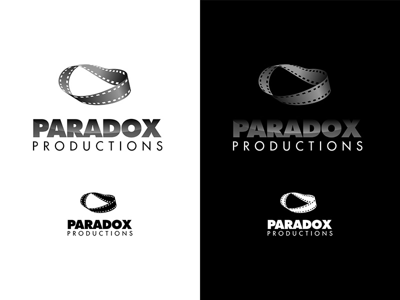 Logo Design by scorpy - Entry No. 4 in the Logo Design Contest Unique Logo Design Wanted for PARADOX Productions.