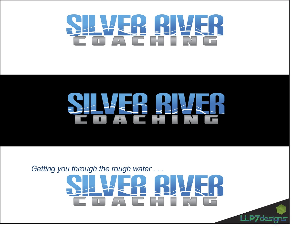 Logo Design by LLP7 - Entry No. 36 in the Logo Design Contest Logo Design Needed for Exciting New Company Silver River Coaching.