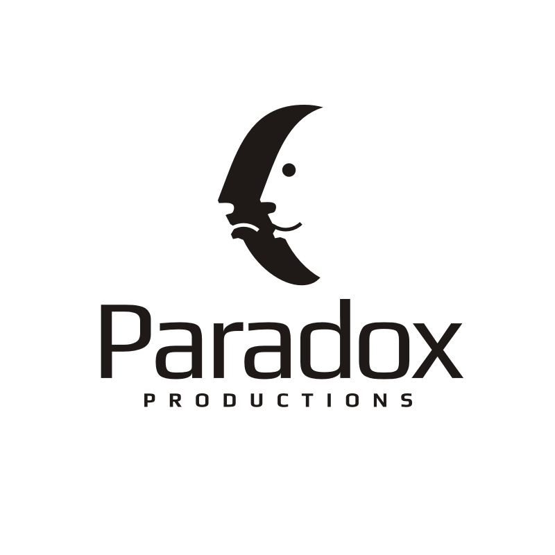 Logo Design by montoshlall - Entry No. 9 in the Logo Design Contest Unique Logo Design Wanted for PARADOX Productions.