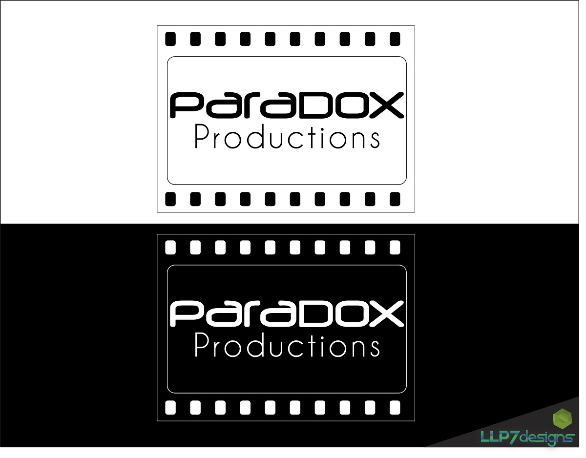 Logo Design by LLP7 - Entry No. 10 in the Logo Design Contest Unique Logo Design Wanted for PARADOX Productions.