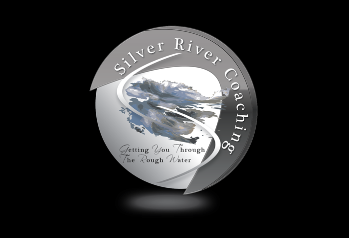 Logo Design by Md Iftekharul Islam Pavel - Entry No. 43 in the Logo Design Contest Logo Design Needed for Exciting New Company Silver River Coaching.