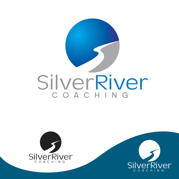 Logo Design by storm - Entry No. 45 in the Logo Design Contest Logo Design Needed for Exciting New Company Silver River Coaching.
