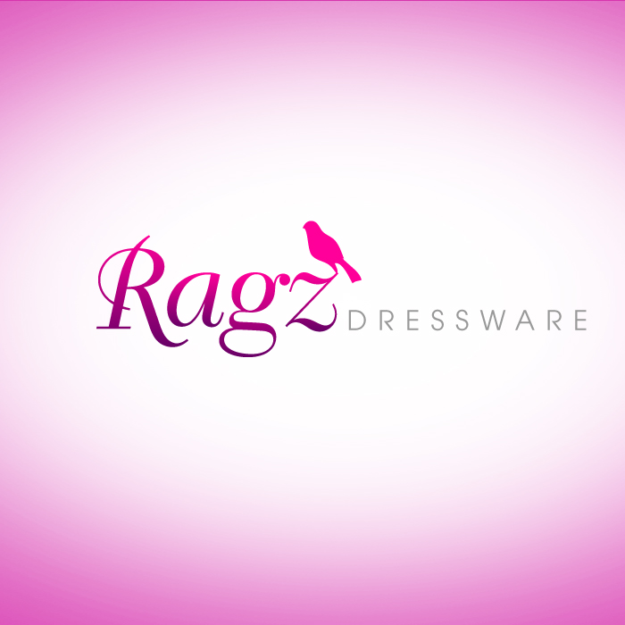 Logo Design by MarkDTN8 - Entry No. 399 in the Logo Design Contest Ragz Dressware.