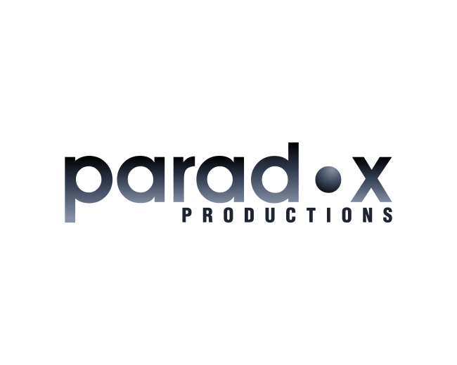 Logo Design by ahmadz4 - Entry No. 15 in the Logo Design Contest Unique Logo Design Wanted for PARADOX Productions.
