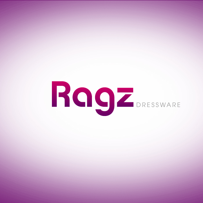 Logo Design by MarkDTN8 - Entry No. 400 in the Logo Design Contest Ragz Dressware.