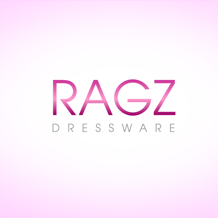 Logo Design by MarkDTN8 - Entry No. 401 in the Logo Design Contest Ragz Dressware.