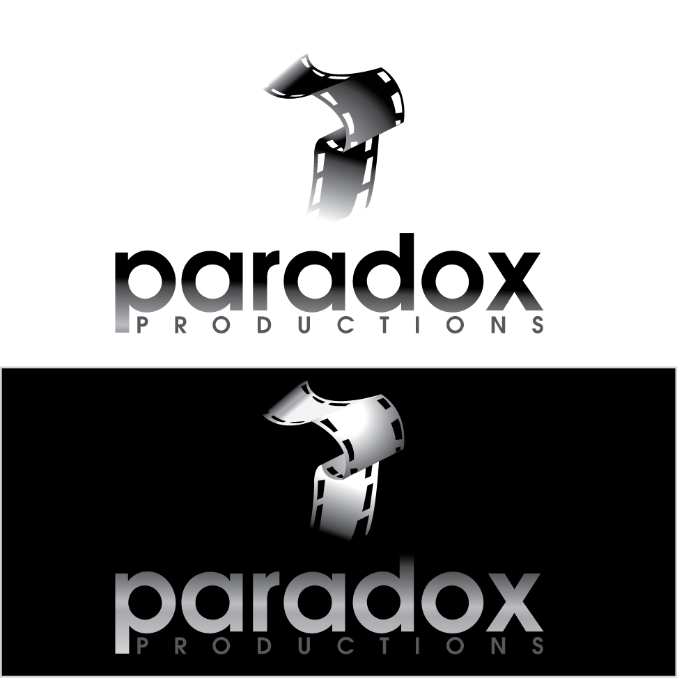 Logo Design by stormbighit - Entry No. 27 in the Logo Design Contest Unique Logo Design Wanted for PARADOX Productions.