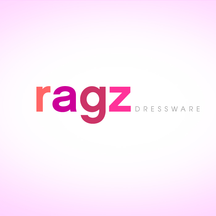 Logo Design by MarkDTN8 - Entry No. 404 in the Logo Design Contest Ragz Dressware.