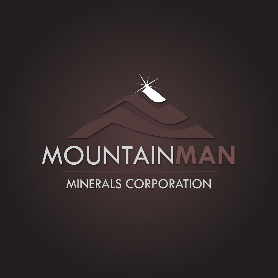Logo Design by moonflower - Entry No. 26 in the Logo Design Contest Mountian Man Minerals Corp. Logo Design.