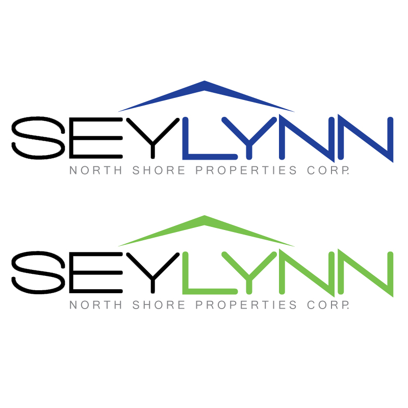 Logo Design by Private User - Entry No. 129 in the Logo Design Contest Logo Design Needed for Exciting New Company Seylynn Northshore Properties.