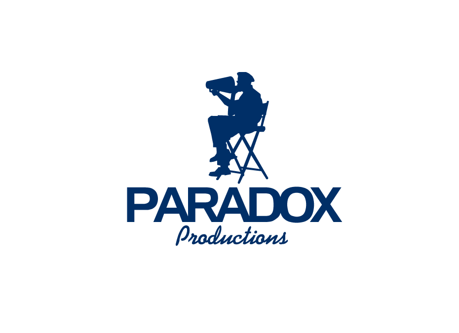 Logo Design by Severiano Fernandes - Entry No. 39 in the Logo Design Contest Unique Logo Design Wanted for PARADOX Productions.