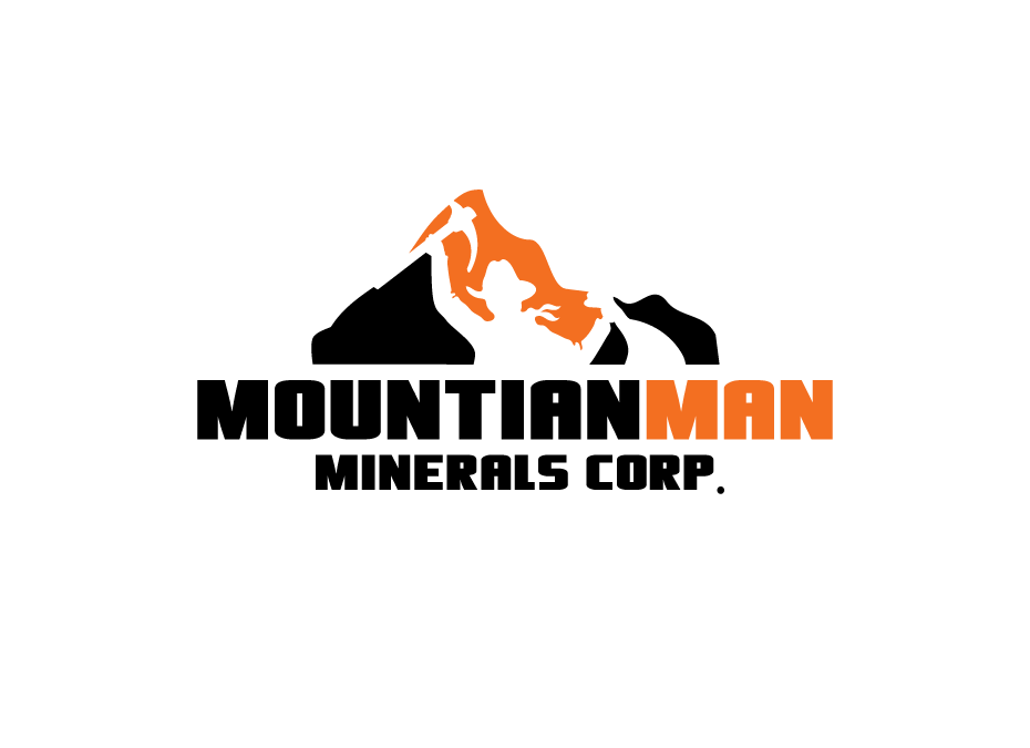 Logo Design by Severiano Fernandes - Entry No. 30 in the Logo Design Contest Mountian Man Minerals Corp. Logo Design.