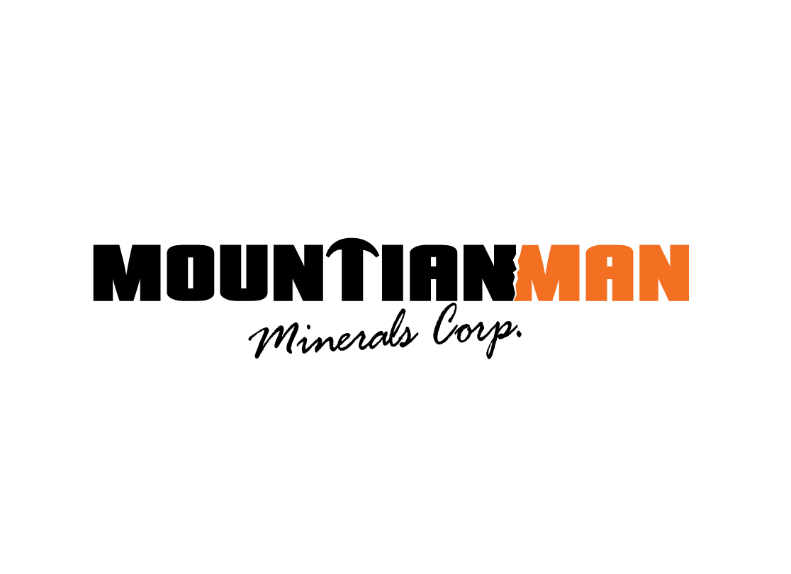 Logo Design by Severiano Fernandes - Entry No. 32 in the Logo Design Contest Mountian Man Minerals Corp. Logo Design.