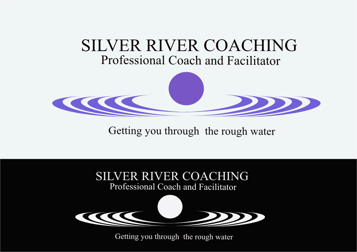 Logo Design by Heri Susanto - Entry No. 53 in the Logo Design Contest Logo Design Needed for Exciting New Company Silver River Coaching.