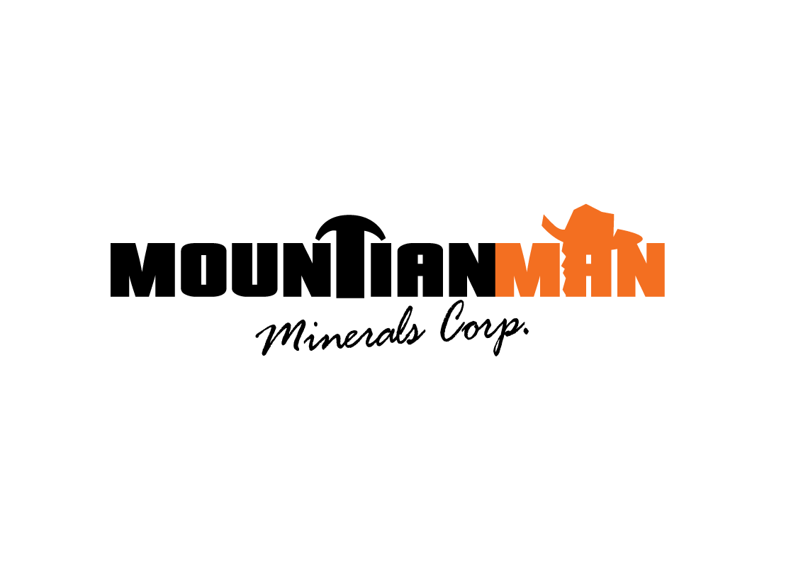 Logo Design by Severiano Fernandes - Entry No. 33 in the Logo Design Contest Mountian Man Minerals Corp. Logo Design.