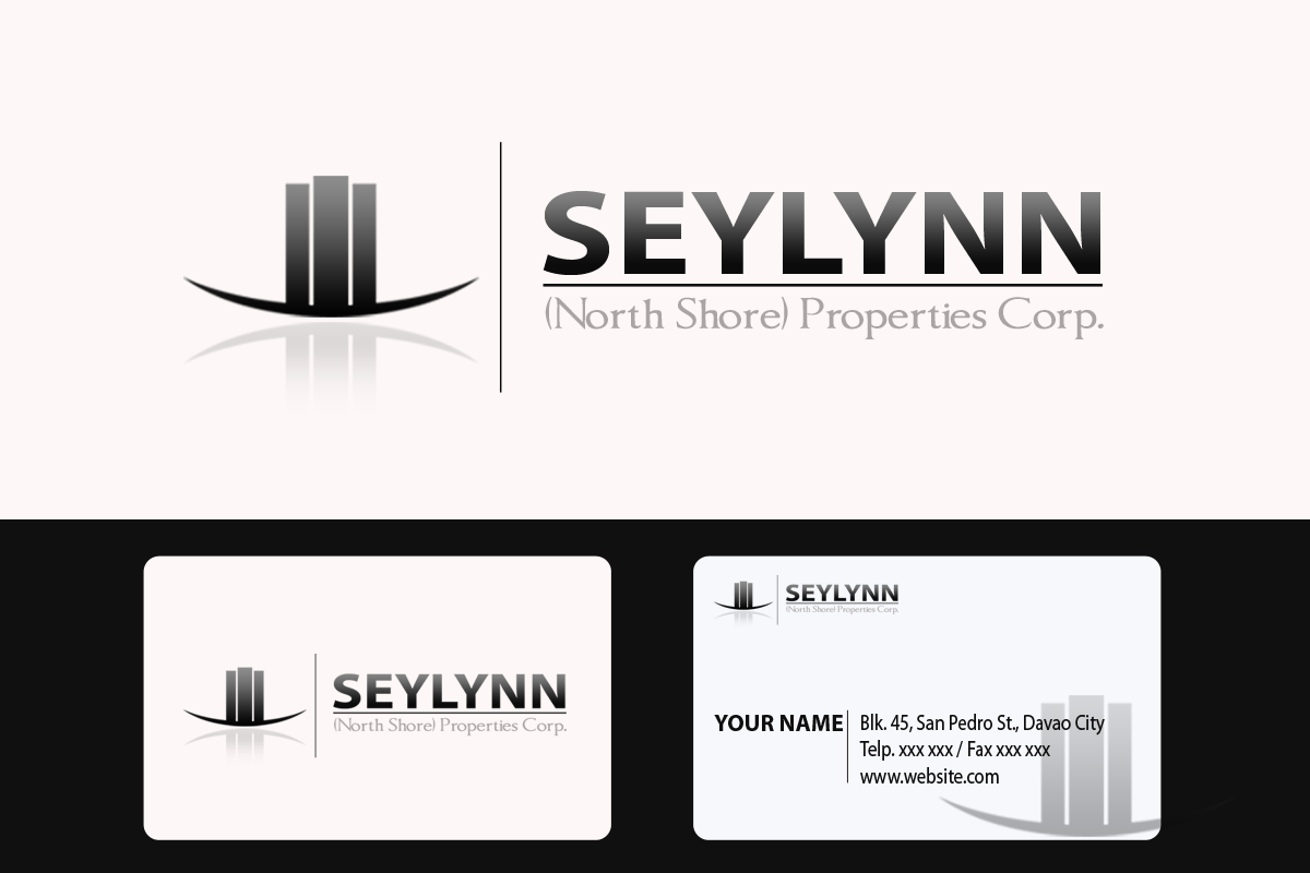 Logo Design by Golden_Hand - Entry No. 133 in the Logo Design Contest Logo Design Needed for Exciting New Company Seylynn Northshore Properties.
