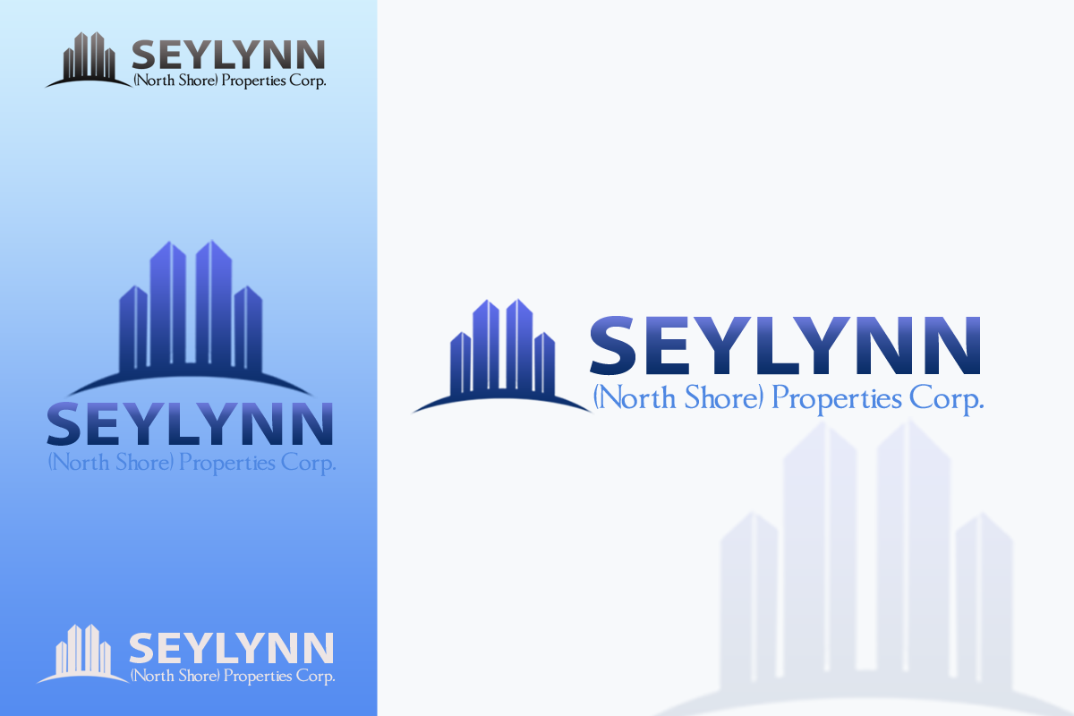 Logo Design by Golden_Hand - Entry No. 136 in the Logo Design Contest Logo Design Needed for Exciting New Company Seylynn Northshore Properties.