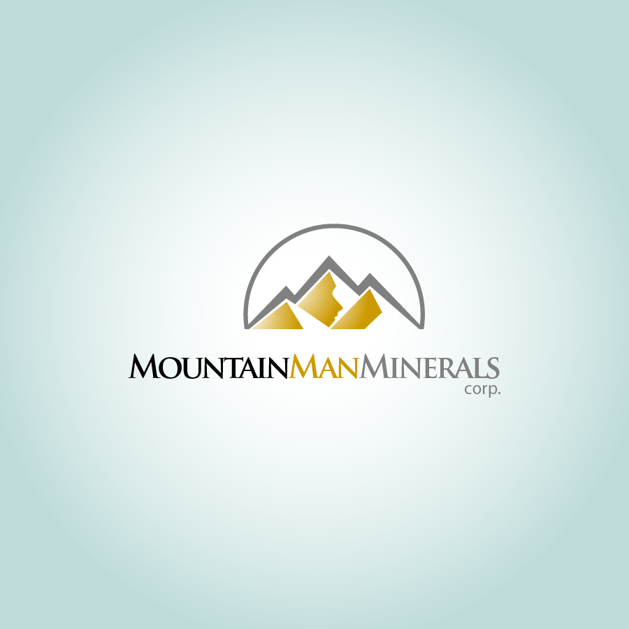 Logo Design by zesthar - Entry No. 38 in the Logo Design Contest Mountian Man Minerals Corp. Logo Design.