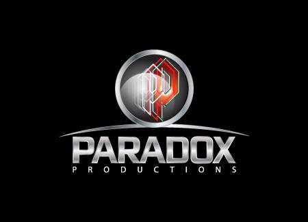 Logo Design by Hanumanta - Entry No. 42 in the Logo Design Contest Unique Logo Design Wanted for PARADOX Productions.