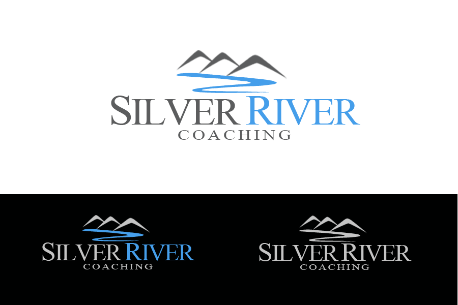 Logo Design by Golden_Hand - Entry No. 67 in the Logo Design Contest Logo Design Needed for Exciting New Company Silver River Coaching.