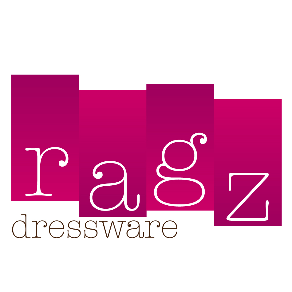 Logo Design by trav - Entry No. 410 in the Logo Design Contest Ragz Dressware.