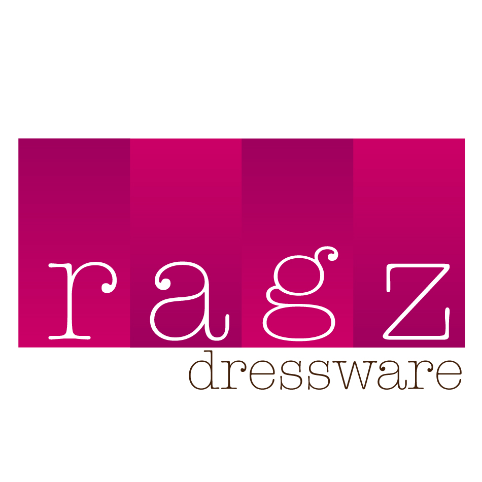 Logo Design by trav - Entry No. 411 in the Logo Design Contest Ragz Dressware.