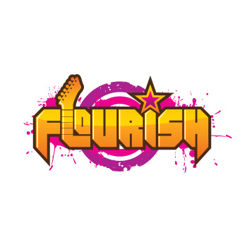 Logo Design by EdEnd - Entry No. 42 in the Logo Design Contest Flourish.