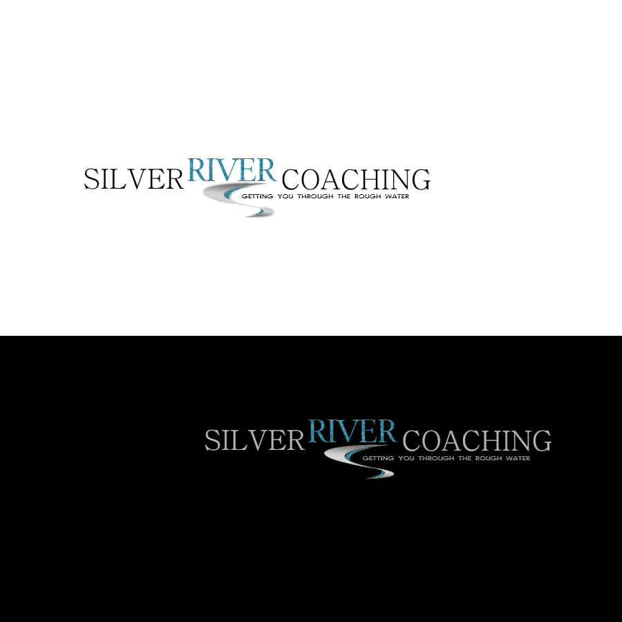 Logo Design by Chris Frederickson - Entry No. 70 in the Logo Design Contest Logo Design Needed for Exciting New Company Silver River Coaching.