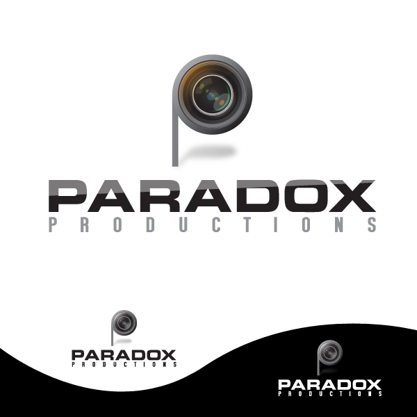 Logo Design by storm - Entry No. 51 in the Logo Design Contest Unique Logo Design Wanted for PARADOX Productions.