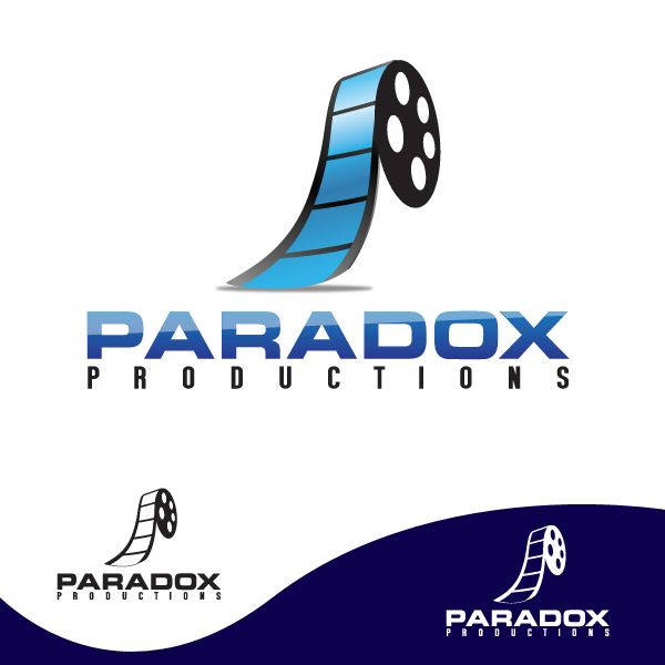 Logo Design by storm - Entry No. 61 in the Logo Design Contest Unique Logo Design Wanted for PARADOX Productions.