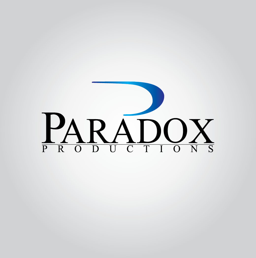 Logo Design by louiesito - Entry No. 75 in the Logo Design Contest Unique Logo Design Wanted for PARADOX Productions.