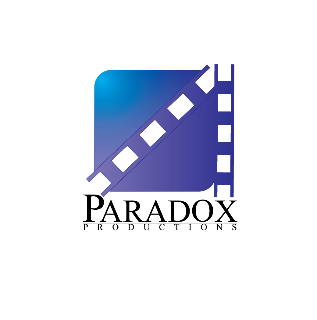 Logo Design by louiesito - Entry No. 76 in the Logo Design Contest Unique Logo Design Wanted for PARADOX Productions.