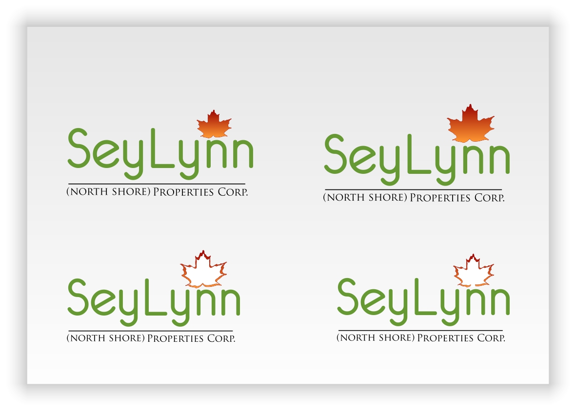 Logo Design by dzoker - Entry No. 167 in the Logo Design Contest Logo Design Needed for Exciting New Company Seylynn Northshore Properties.