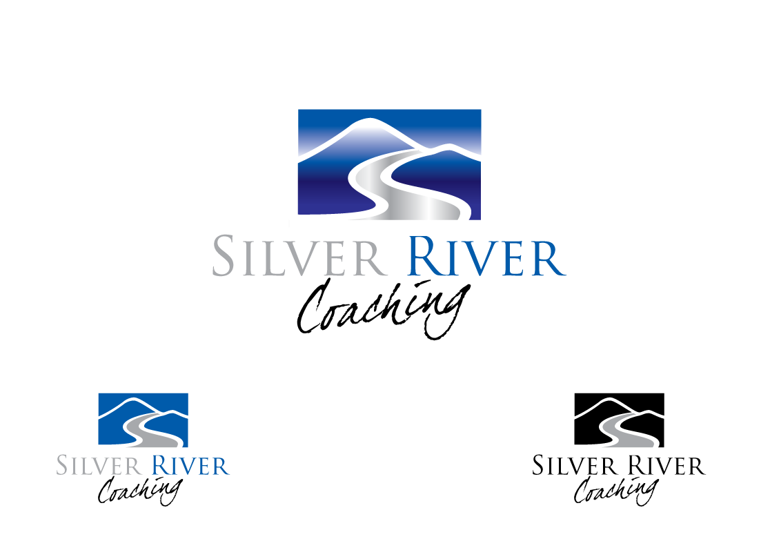 Logo Design by Severiano Fernandes - Entry No. 118 in the Logo Design Contest Logo Design Needed for Exciting New Company Silver River Coaching.