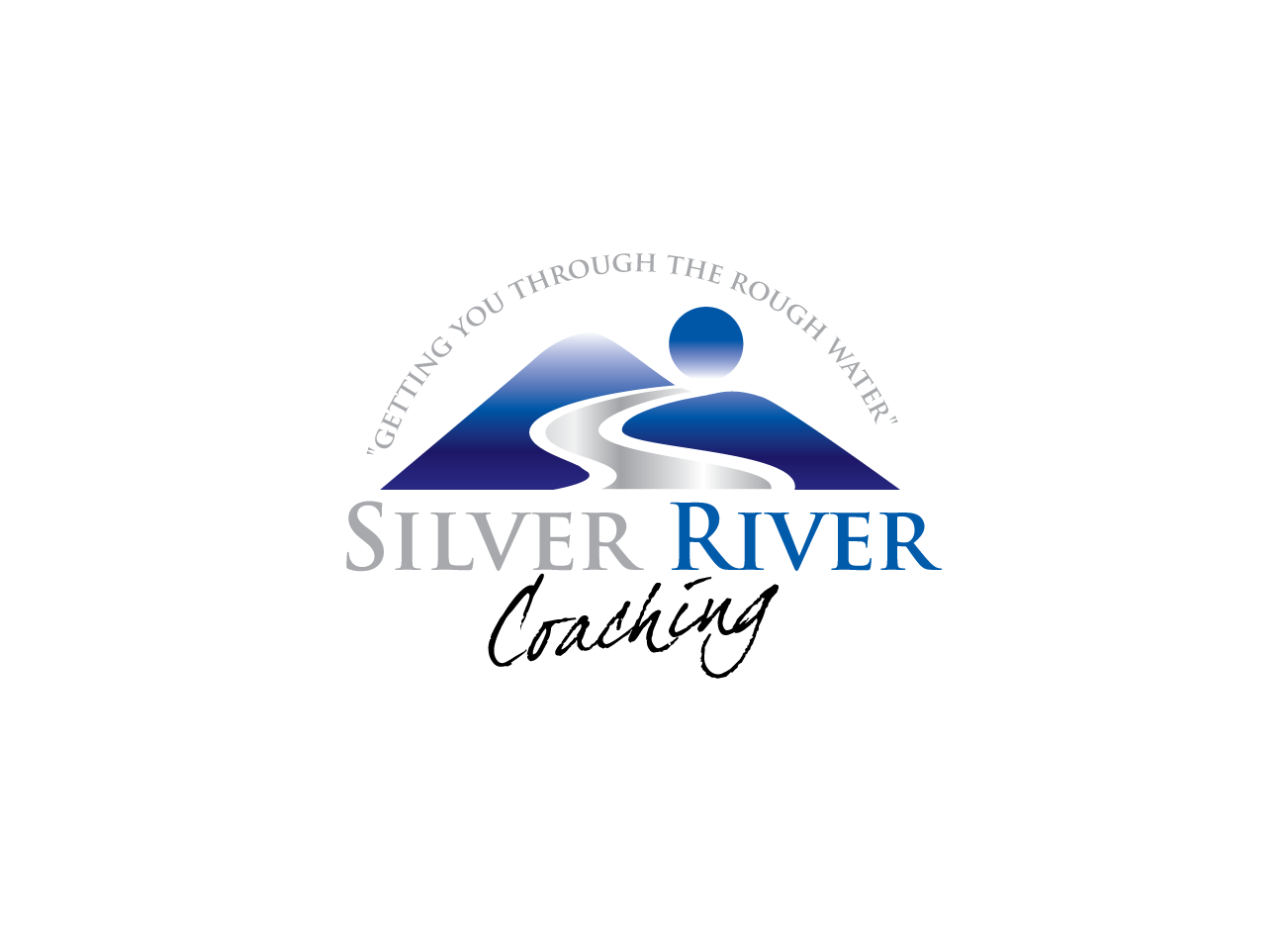 Logo Design by Severiano Fernandes - Entry No. 127 in the Logo Design Contest Logo Design Needed for Exciting New Company Silver River Coaching.