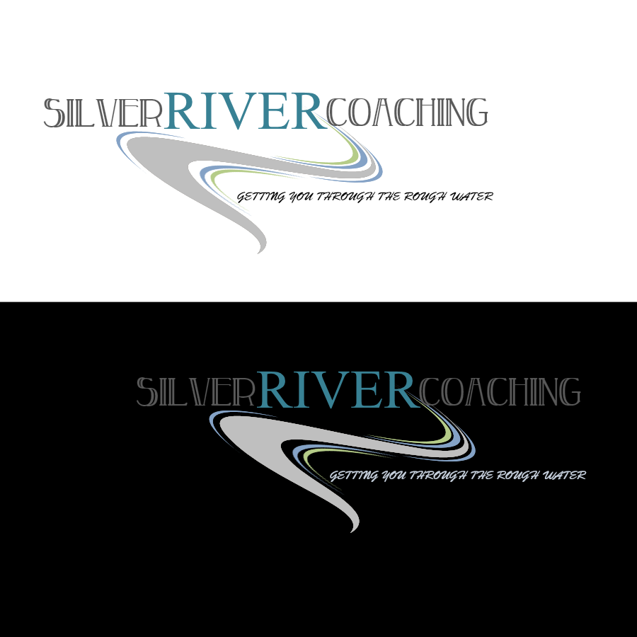 Logo Design by Chris Frederickson - Entry No. 128 in the Logo Design Contest Logo Design Needed for Exciting New Company Silver River Coaching.