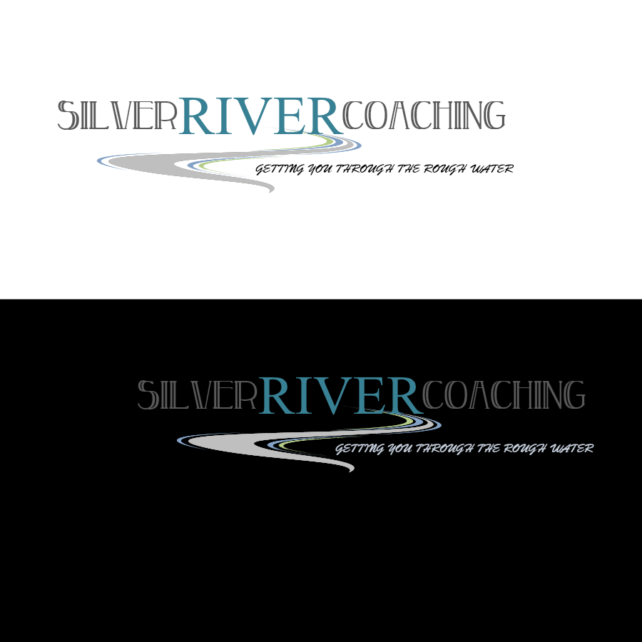 Logo Design by Chris Frederickson - Entry No. 129 in the Logo Design Contest Logo Design Needed for Exciting New Company Silver River Coaching.