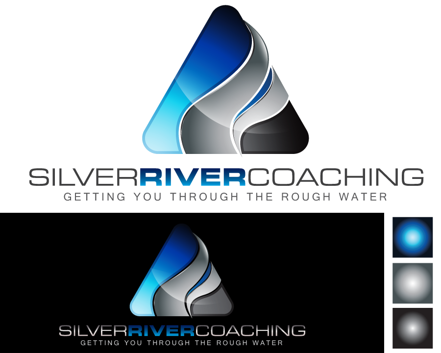 Logo Design by iclanproduction - Entry No. 137 in the Logo Design Contest Logo Design Needed for Exciting New Company Silver River Coaching.