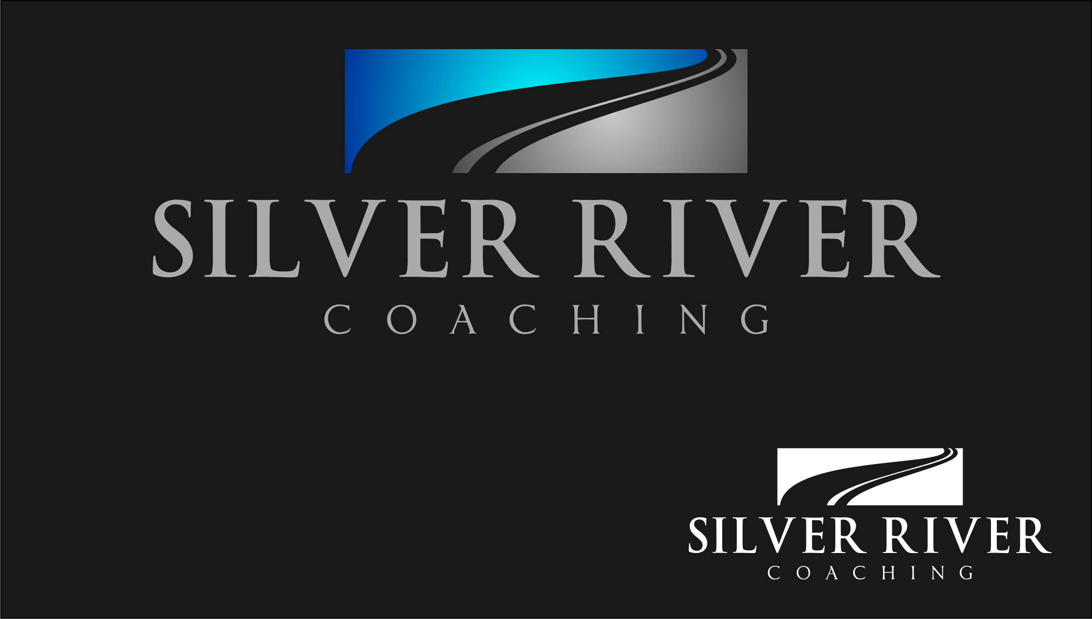 Logo Design by abdul - Entry No. 139 in the Logo Design Contest Logo Design Needed for Exciting New Company Silver River Coaching.