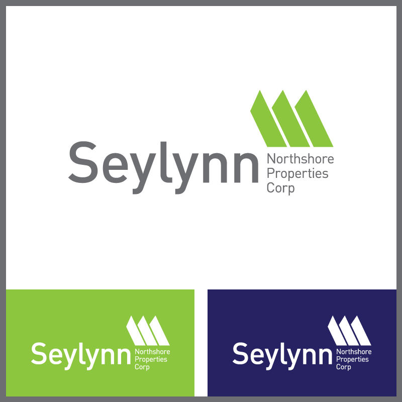Logo Design by Number-Eight-Design - Entry No. 175 in the Logo Design Contest Logo Design Needed for Exciting New Company Seylynn Northshore Properties.