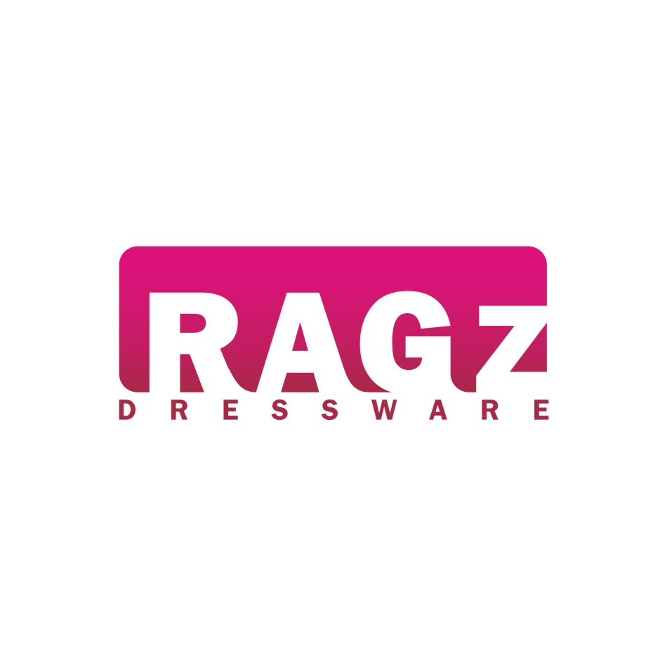 Logo Design by Zharifa - Entry No. 423 in the Logo Design Contest Ragz Dressware.