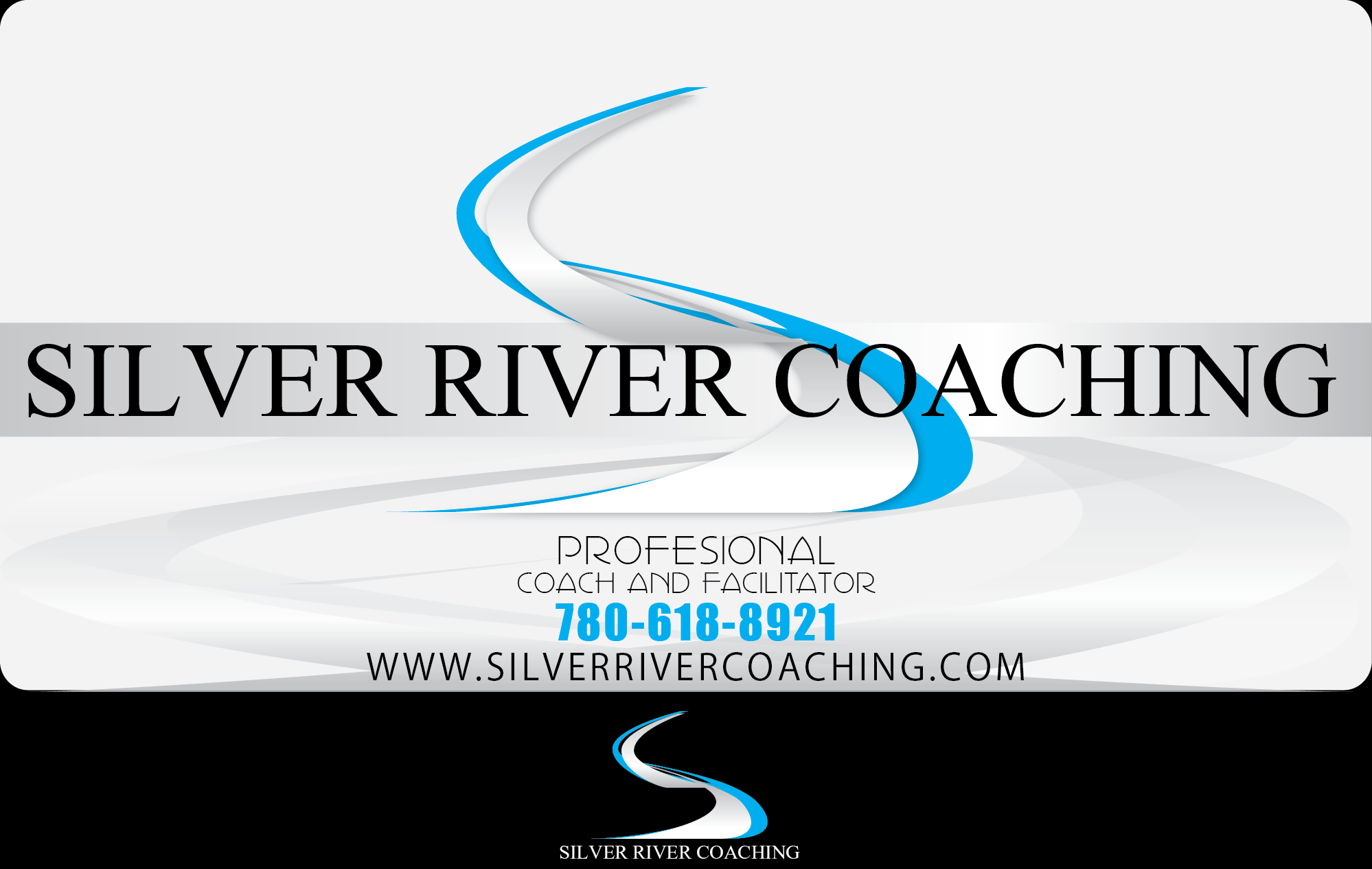 Logo Design by Md Iftekharul Islam Pavel - Entry No. 153 in the Logo Design Contest Logo Design Needed for Exciting New Company Silver River Coaching.