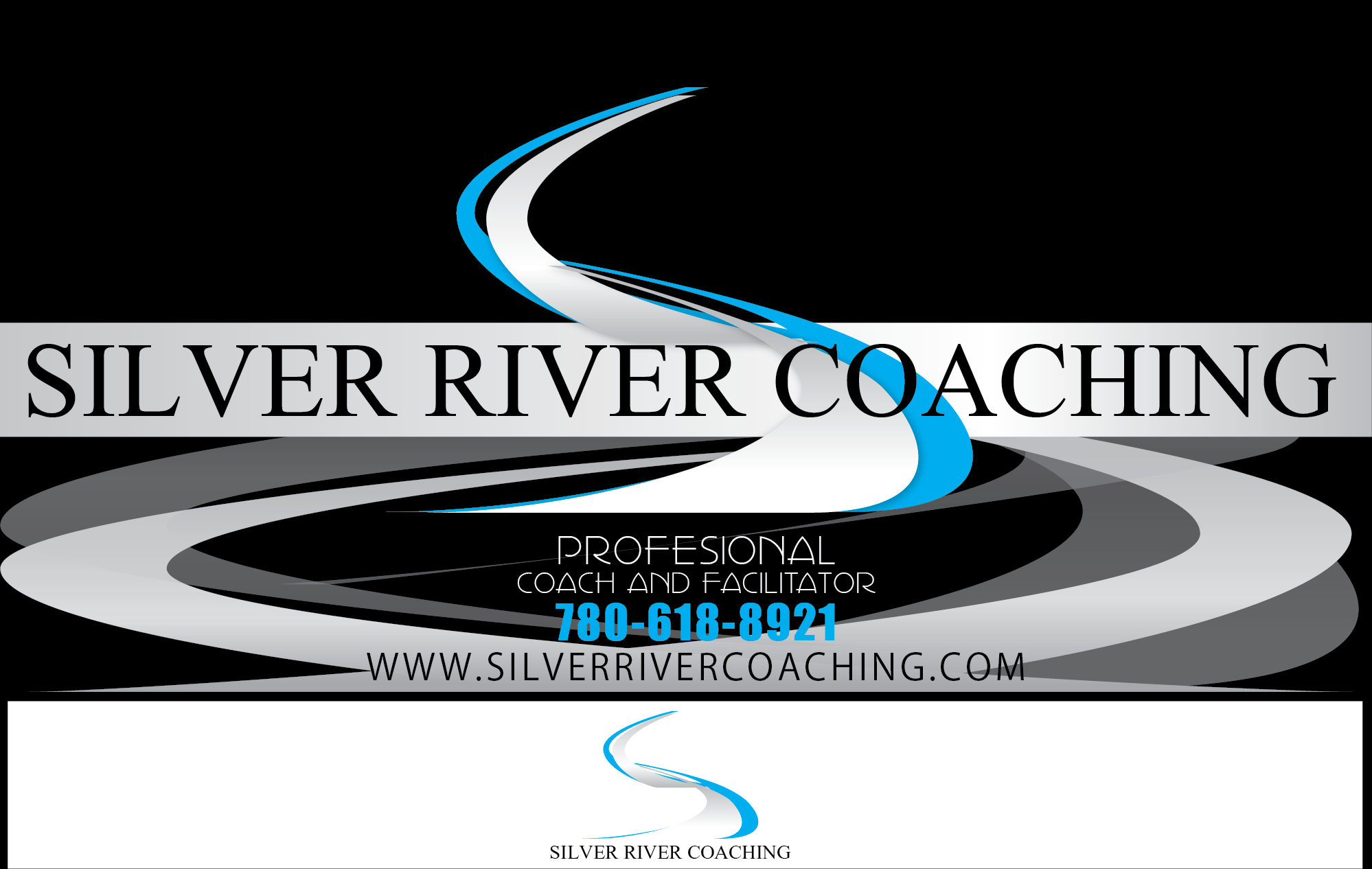 Logo Design by Md Iftekharul Islam Pavel - Entry No. 154 in the Logo Design Contest Logo Design Needed for Exciting New Company Silver River Coaching.