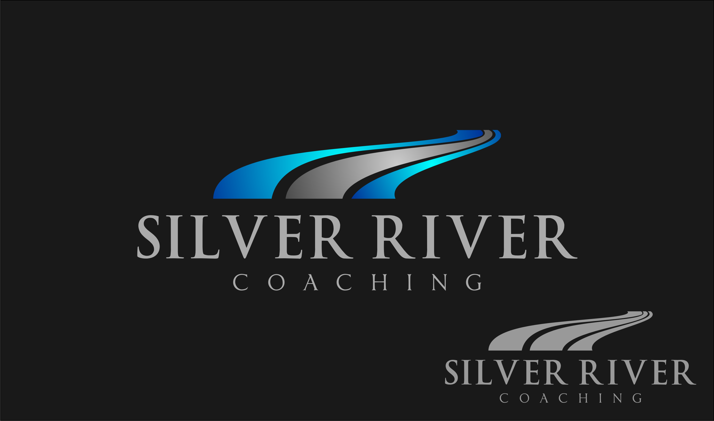 Logo Design by abdul - Entry No. 158 in the Logo Design Contest Logo Design Needed for Exciting New Company Silver River Coaching.