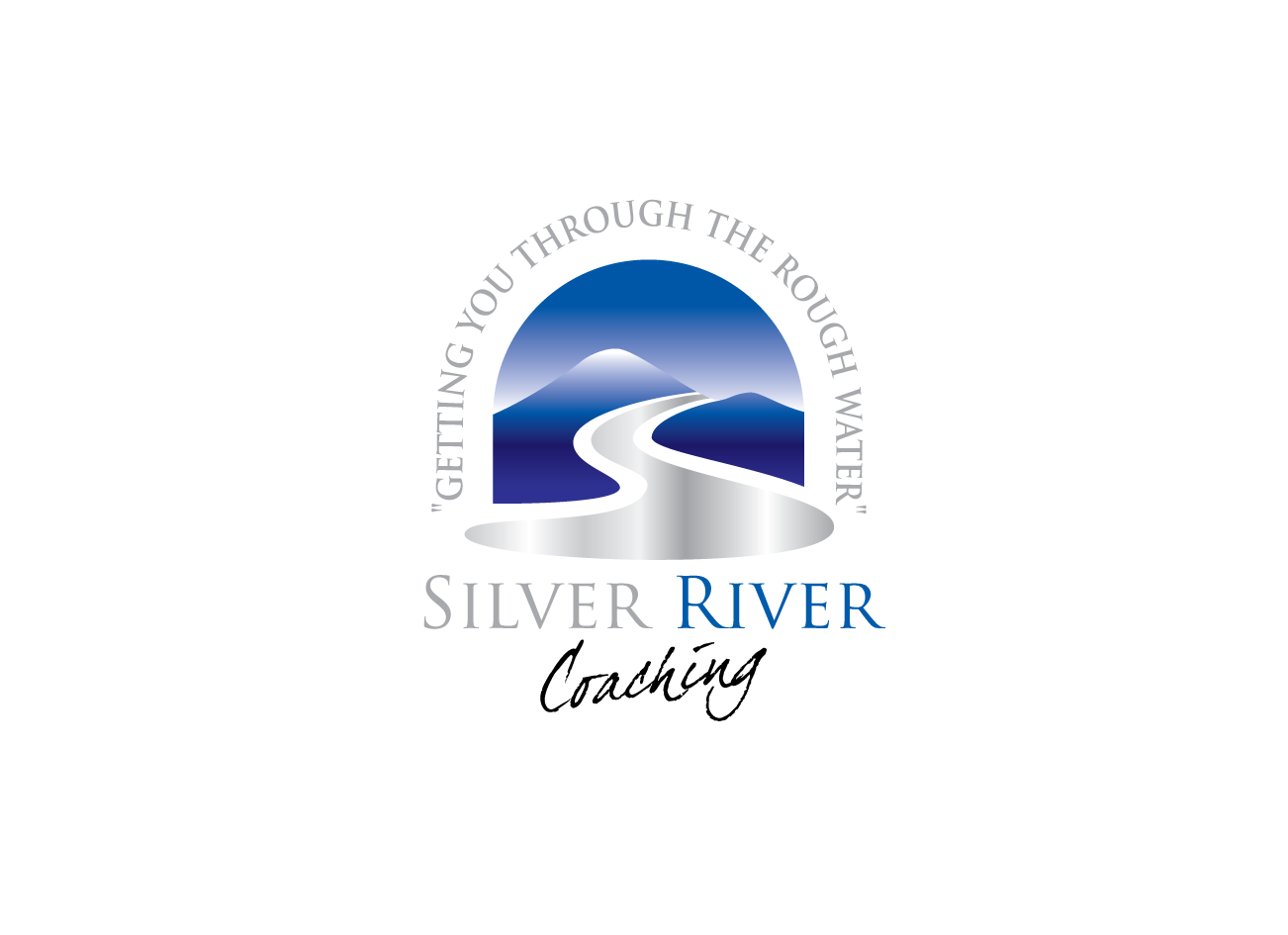 Logo Design by Severiano Fernandes - Entry No. 168 in the Logo Design Contest Logo Design Needed for Exciting New Company Silver River Coaching.