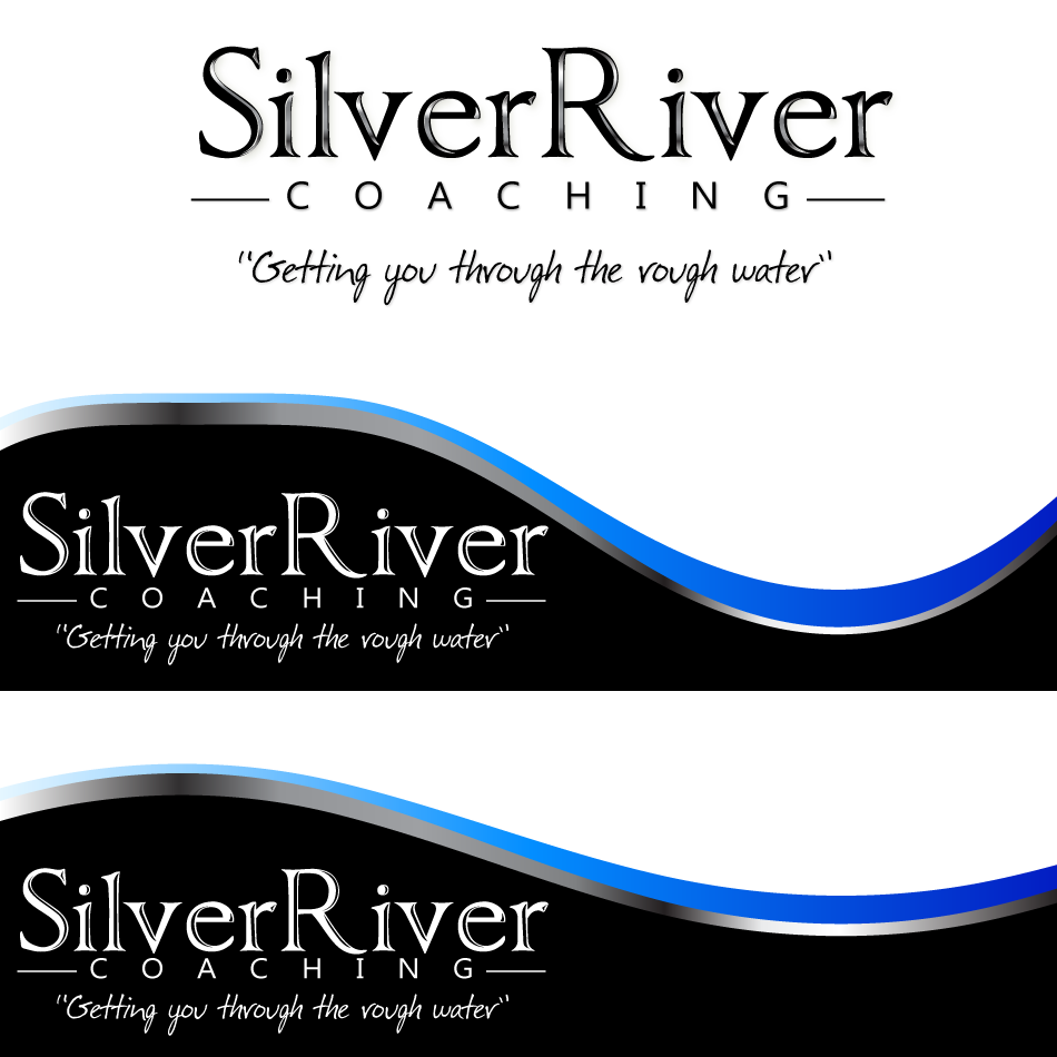 Logo Design by moonflower - Entry No. 172 in the Logo Design Contest Logo Design Needed for Exciting New Company Silver River Coaching.