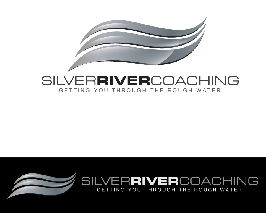 Logo Design by iclanproduction - Entry No. 182 in the Logo Design Contest Logo Design Needed for Exciting New Company Silver River Coaching.
